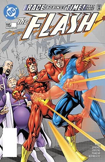 The Flash (1987-2009) #115