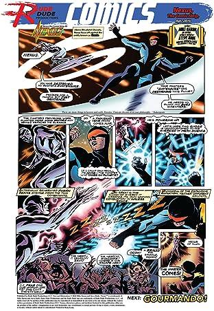 Nexus: The Comic Strip #3