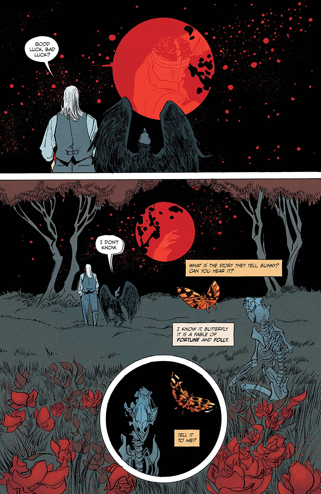 Pretty Deadly #9