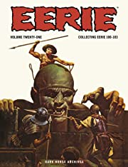 Eerie Archives Vol. 21