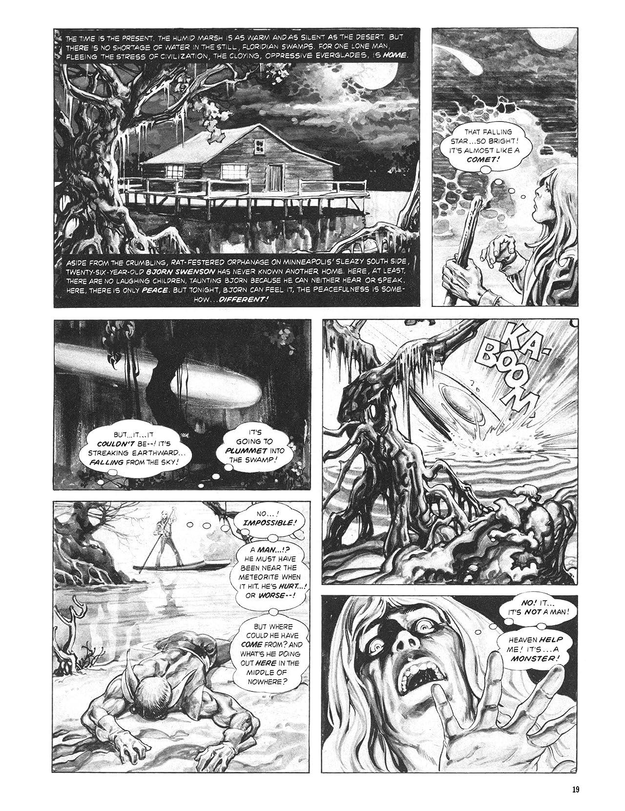 Eerie Archives Vol. 21