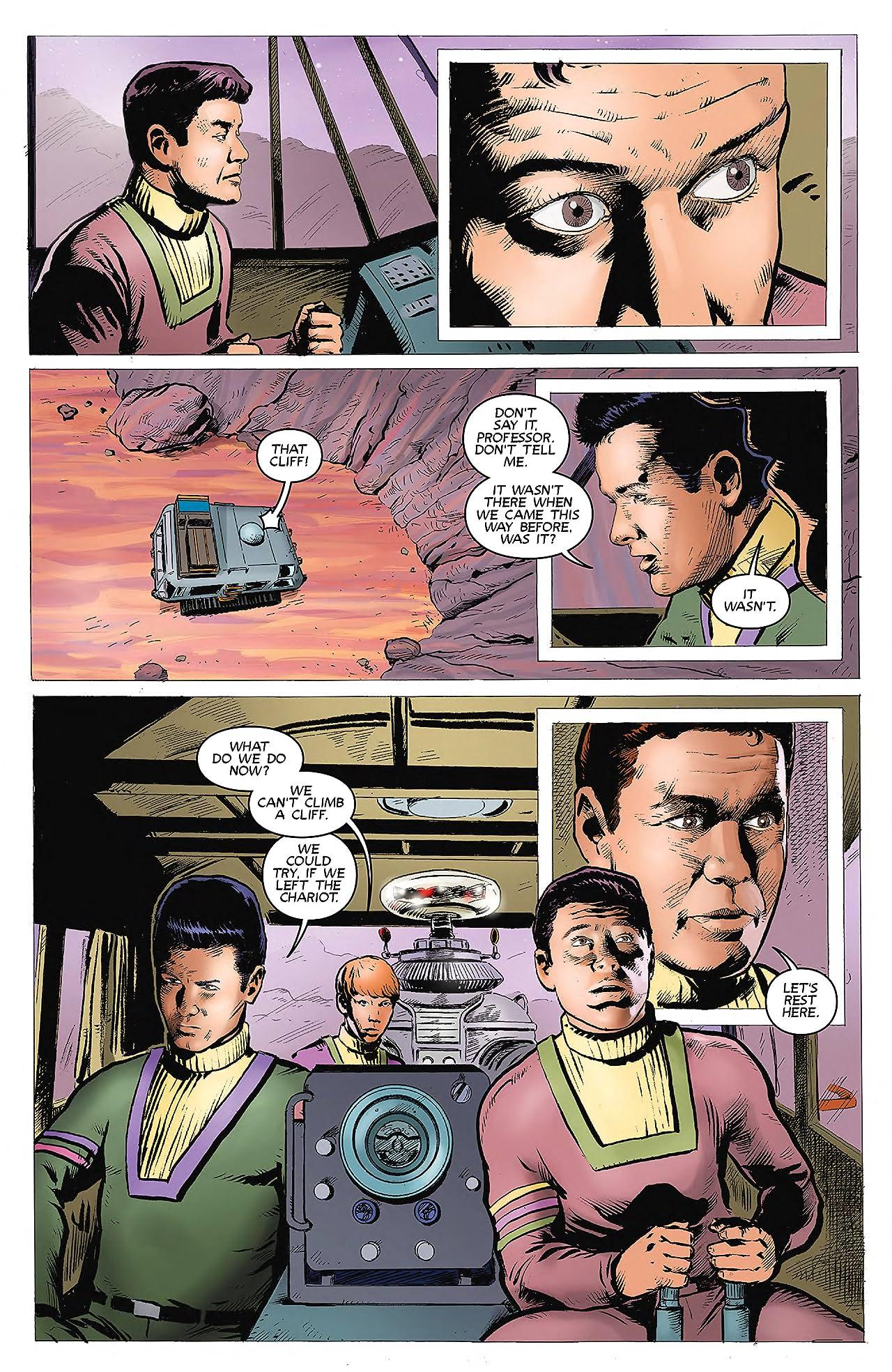 Irwin Allen's Lost In Space: The Lost Adventures #2