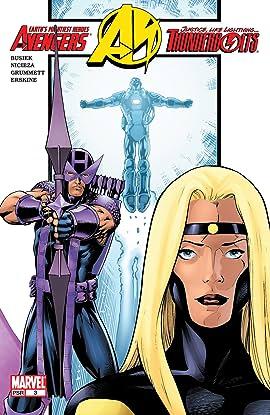 Avengers/Thunderbolts (2004) #3 (of 6)