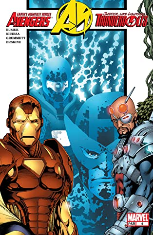 Avengers/Thunderbolts (2004) #4 (of 6)