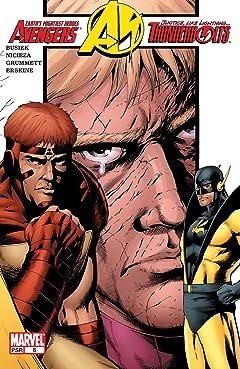 Avengers/Thunderbolts (2004) #6 (of 6)