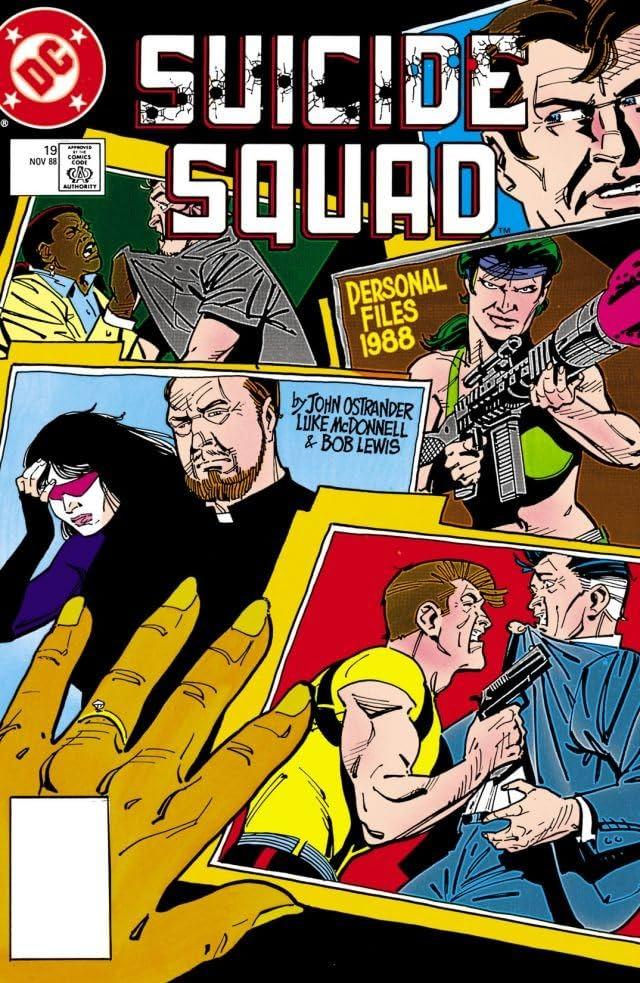 Suicide Squad (1987-1992) #19