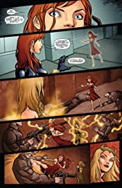Black Widow and the Marvel Girls (2009-2010) #1 (of 4)