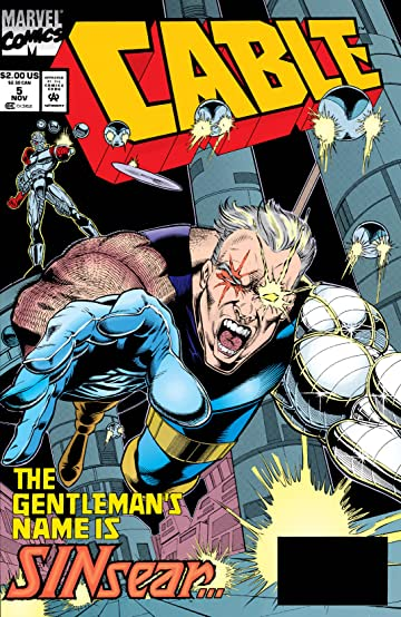 Cable (1993-2002) #5
