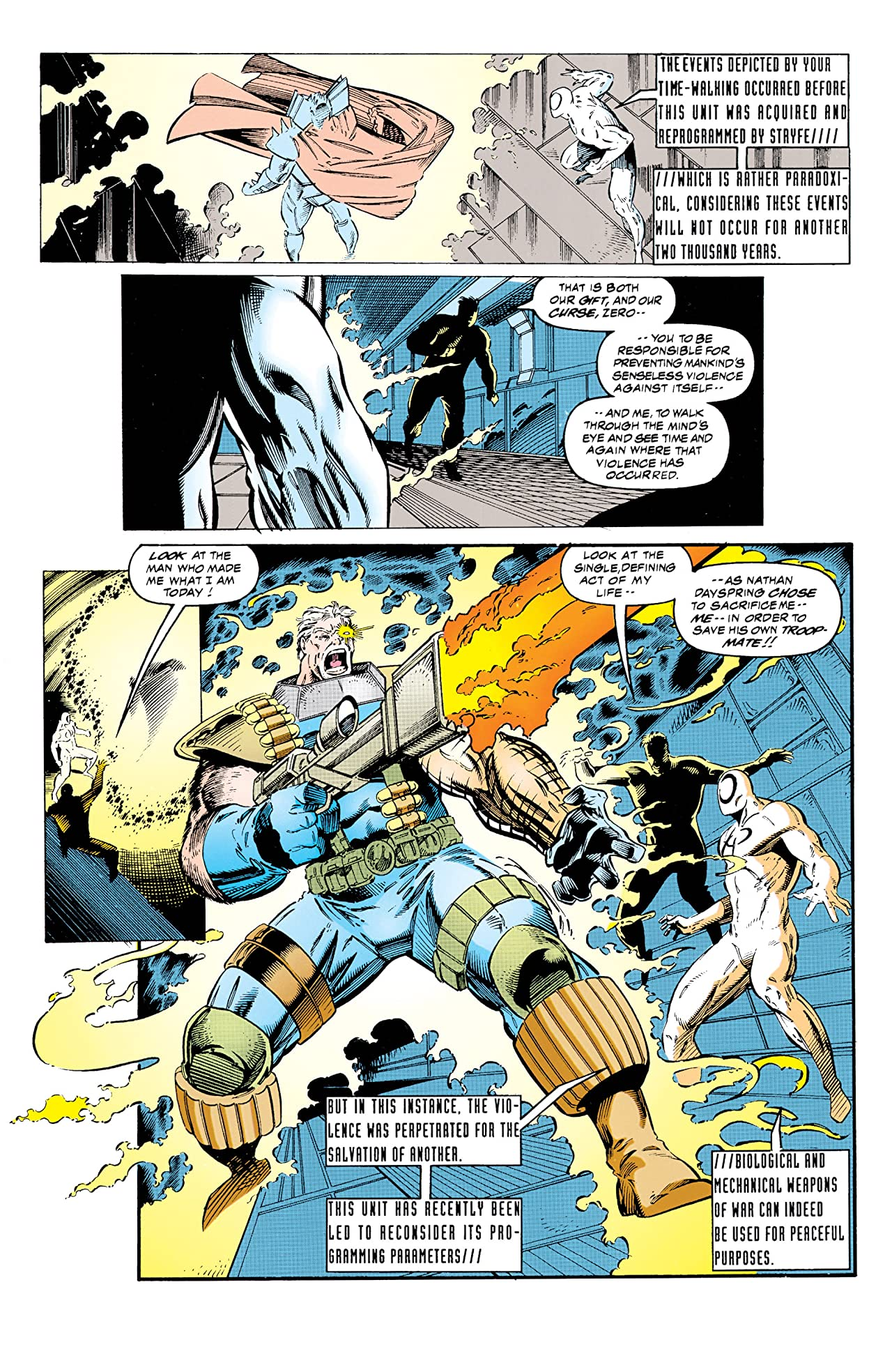 Cable (1993-2002) #6