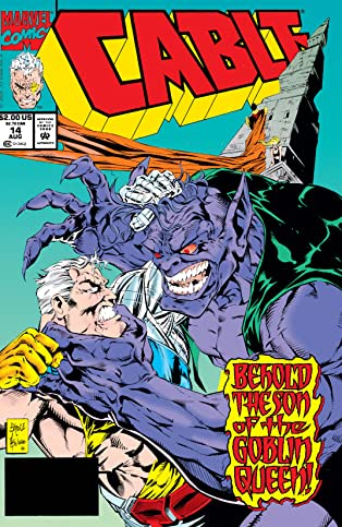 Cable (1993-2002) #14