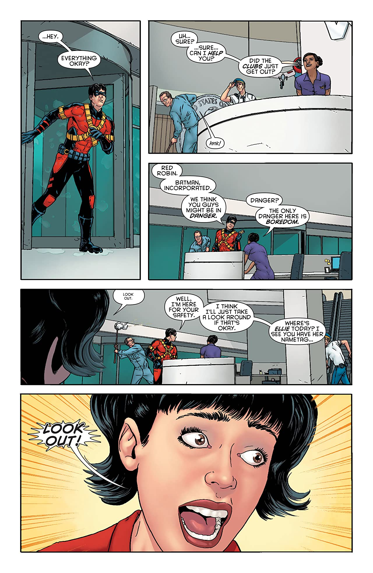 Batman Incorporated (2012-2013) #8