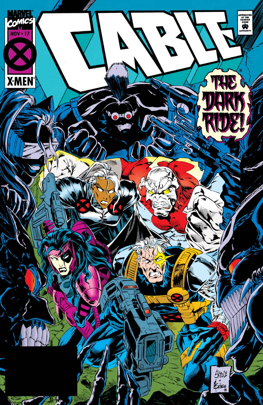 Cable (1993-2002) #17