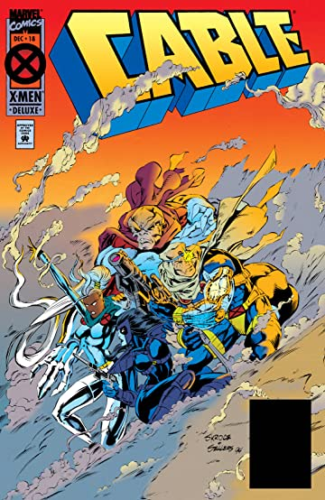 Cable (1993-2002) #18