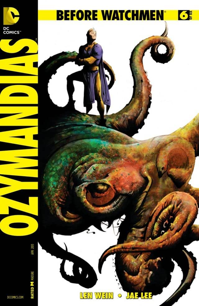 Before Watchmen: Ozymandias #6 (of 6)