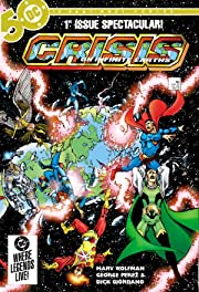 Crisis on Infinite Earths #1