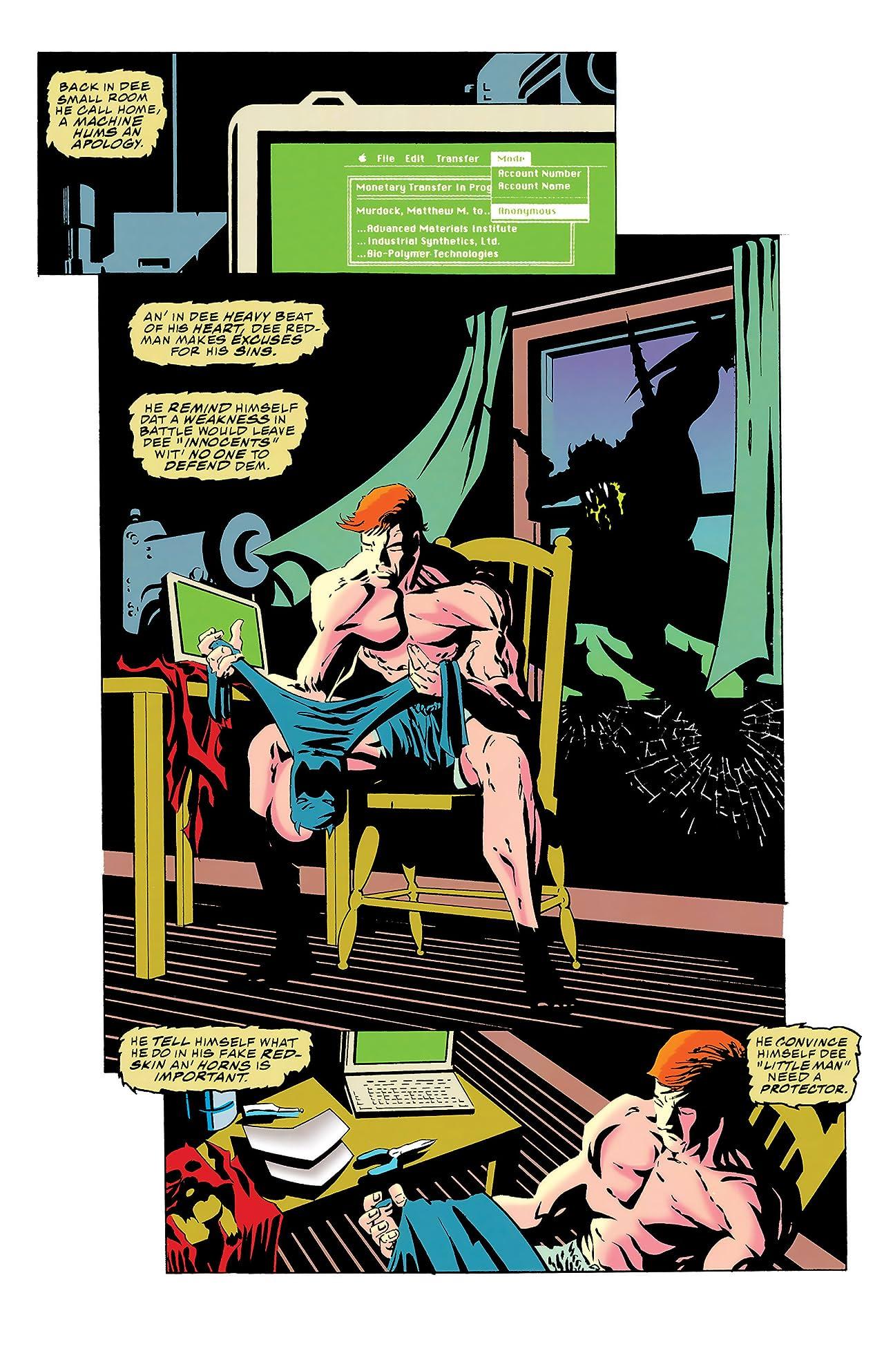 Daredevil (1964-1998) #321
