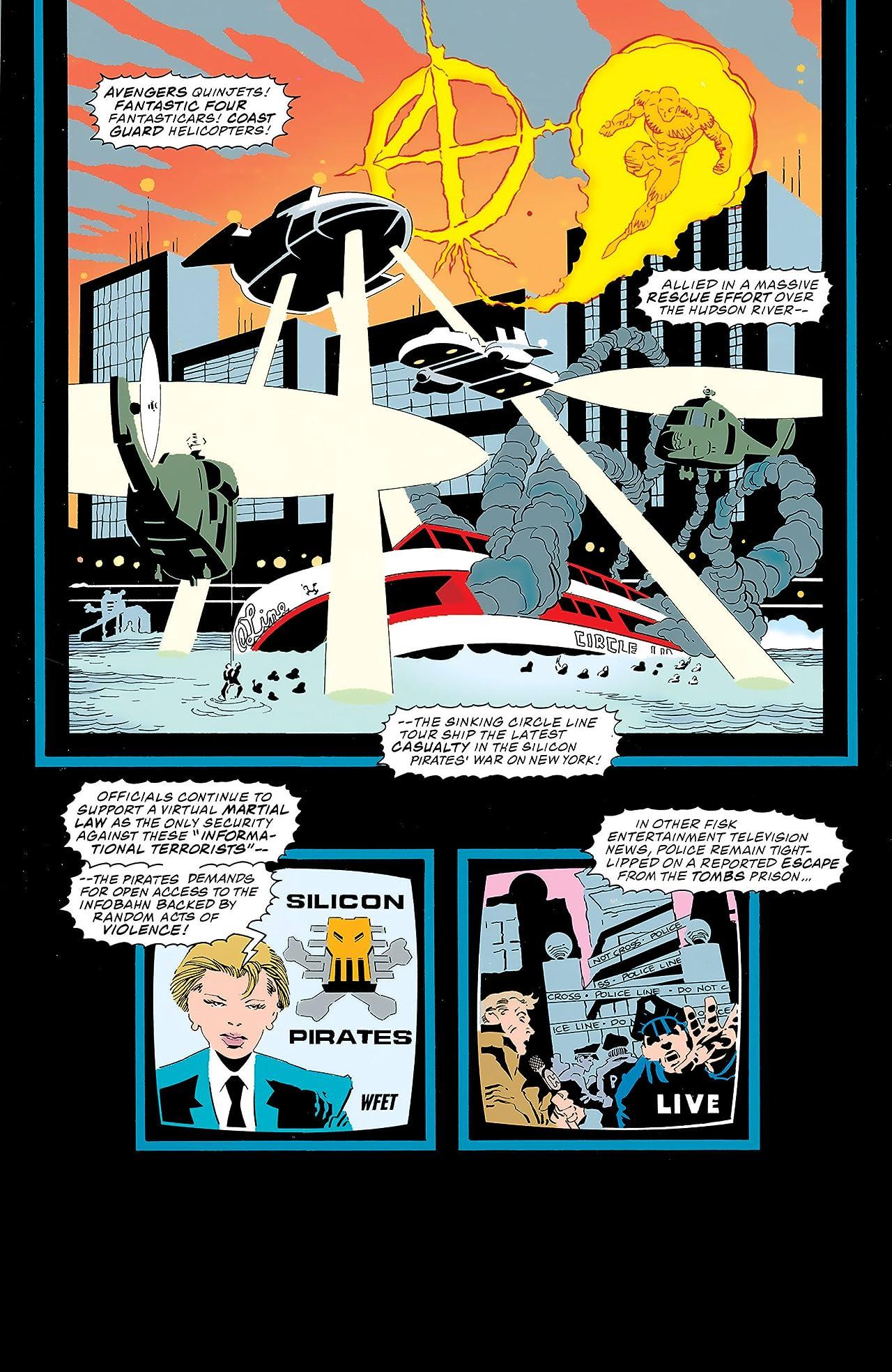 Daredevil (1964-1998) #331