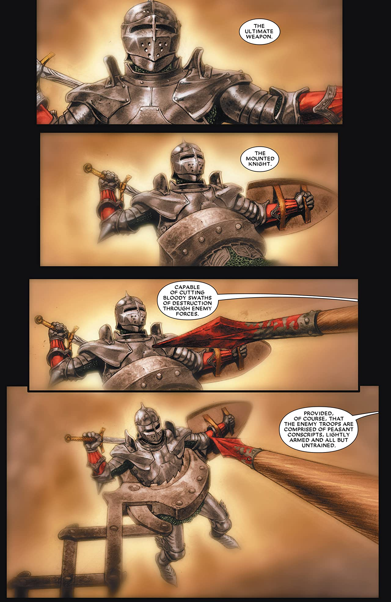 Deathlok (2009-2010) #1 (of 7)