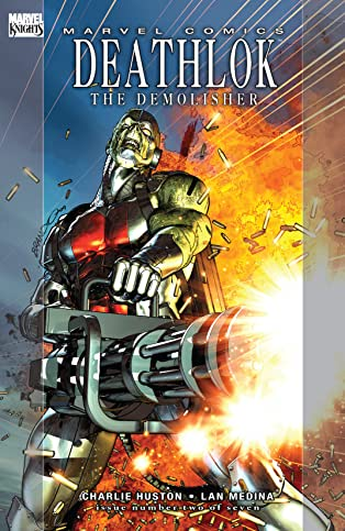 Deathlok (2009-2010) #2 (of 7)