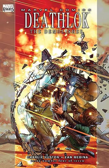 Deathlok (2009-2010) #4 (of 7)
