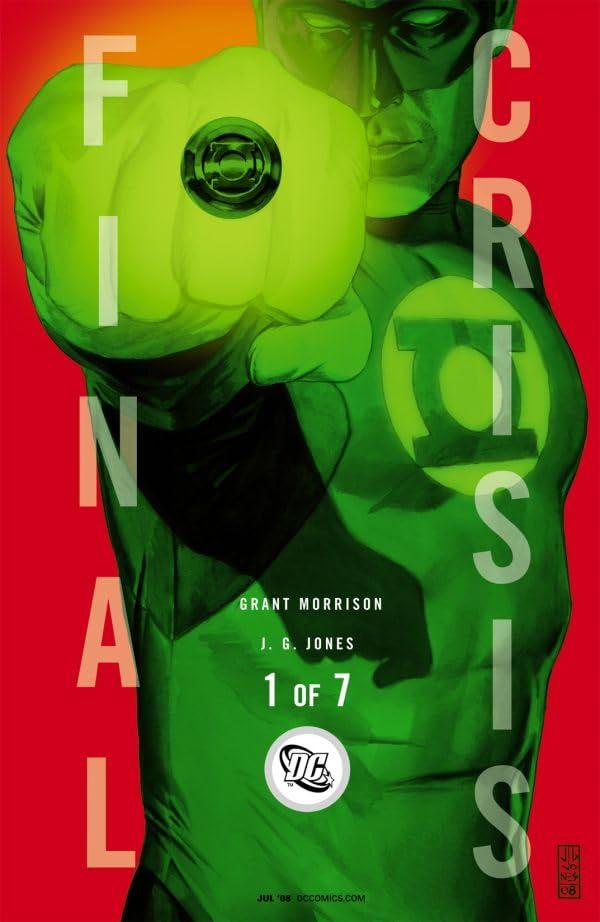 Final Crisis #1 (of 7)