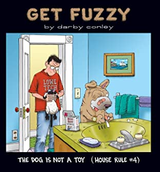 Get Fuzzy Vol. 1: The Dog Is Not a Toy