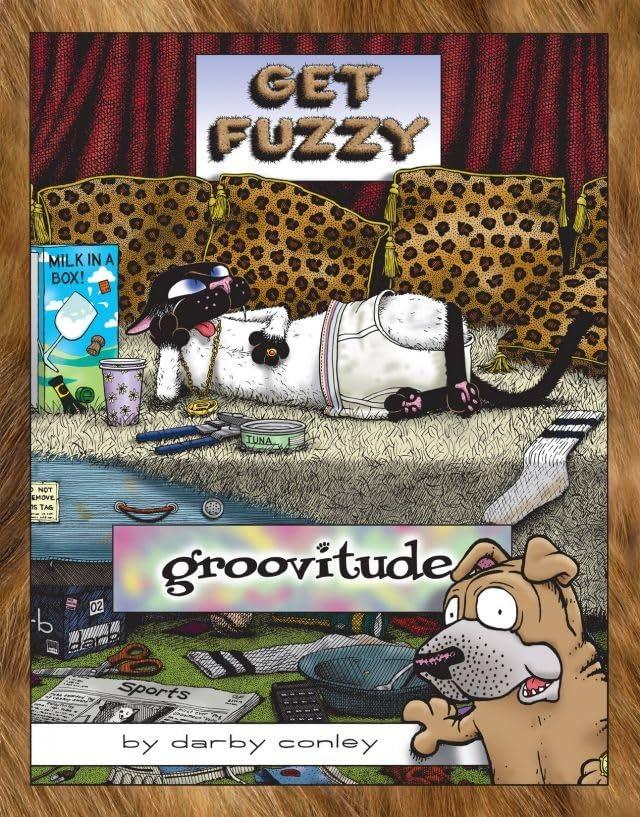 Get Fuzzy Vol. 3: Groovitude