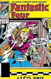 Fantastic Four (1961-1998) #301