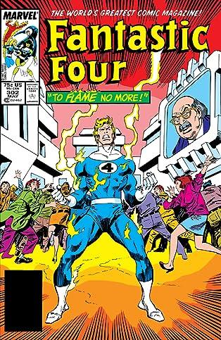 Fantastic Four (1961-1998) #302