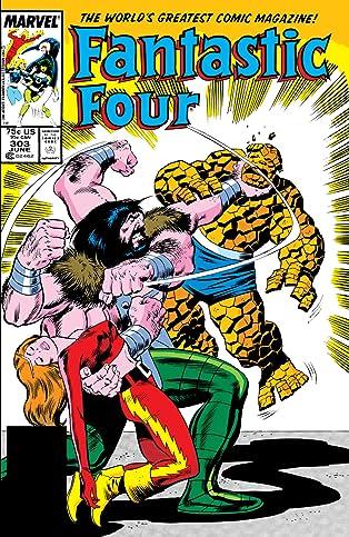 Fantastic Four (1961-1998) #303