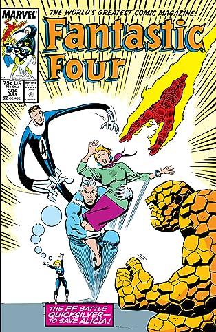 Fantastic Four (1961-1998) #304