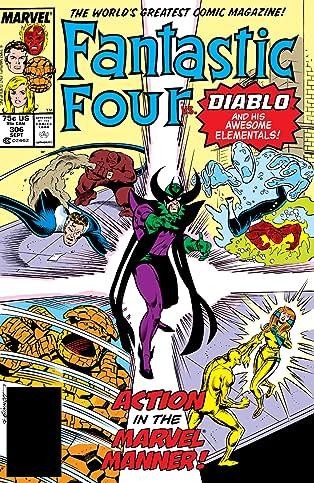 Fantastic Four (1961-1998) #306