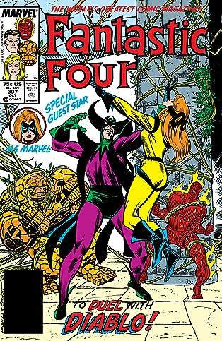 Fantastic Four (1961-1998) #307