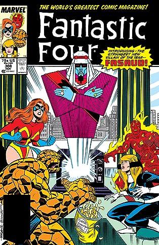 Fantastic Four (1961-1998) #308