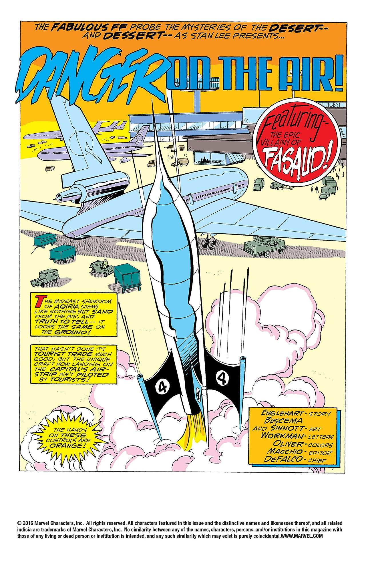 Fantastic Four (1961-1998) #309