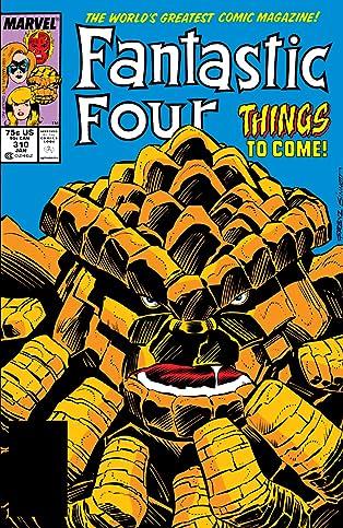 Fantastic Four (1961-1998) #310
