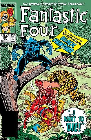 Fantastic Four (1961-1998) #311