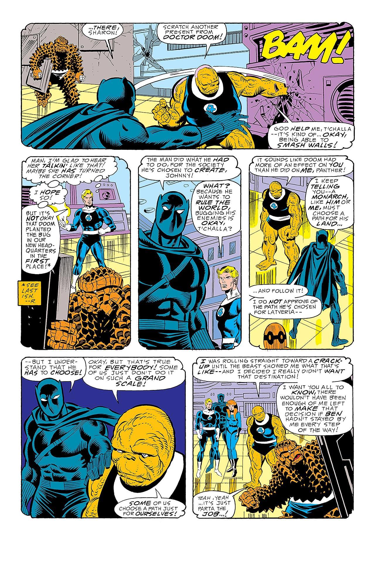 Fantastic Four (1961-1998) #313