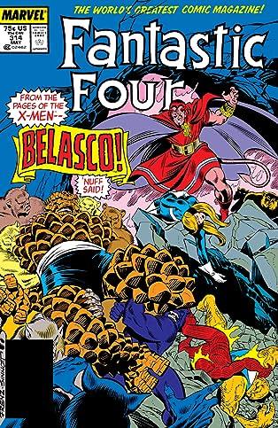 Fantastic Four (1961-1998) #314