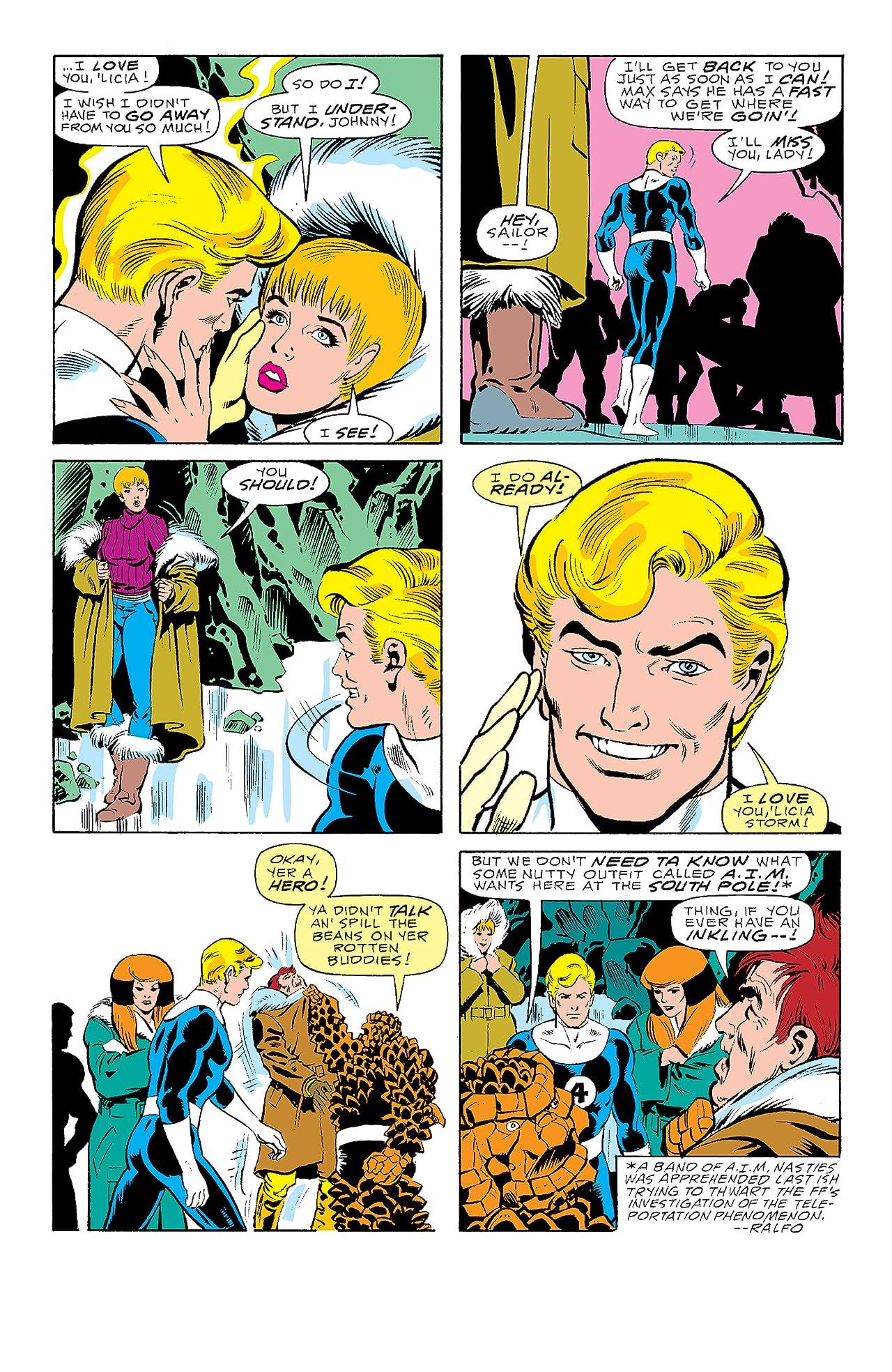 Fantastic Four (1961-1998) #317