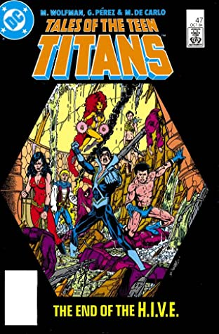 Tales Of The Teen Titans (1984-1988) #47