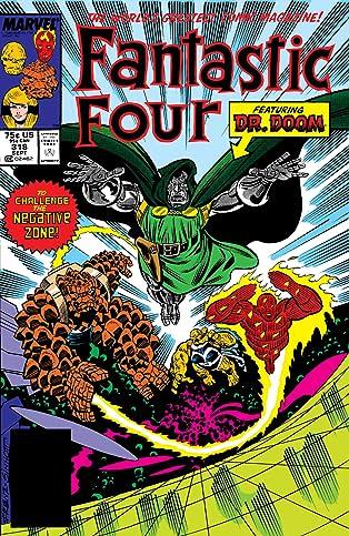 Fantastic Four (1961-1998) #318