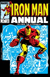 Iron Man (1968-1996) Annual #6