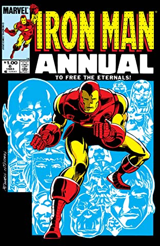 Iron Man (1968-1996) Annual #6