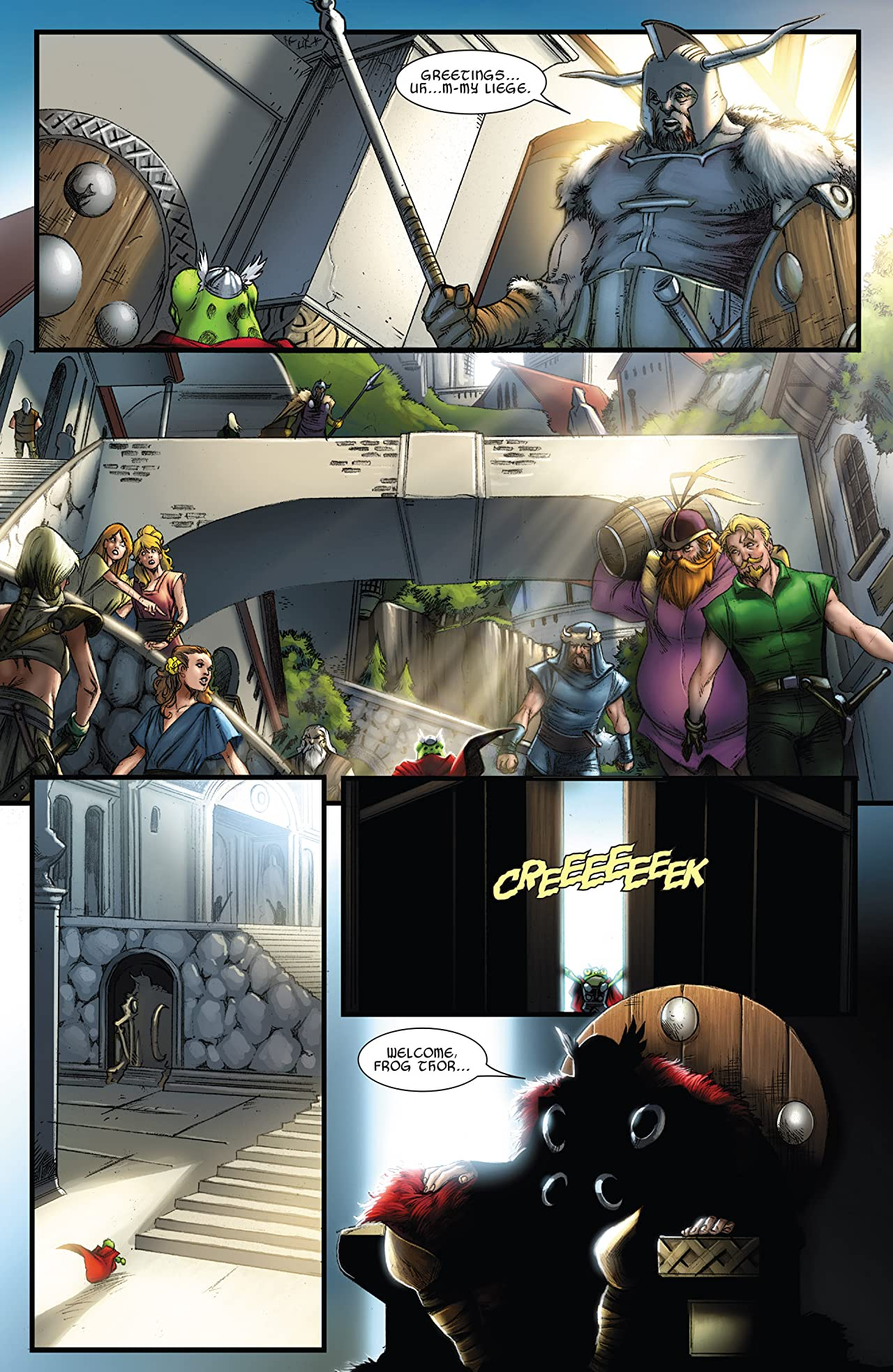 Lockjaw and the Pet Avengers Unleashed (2010) #2 (of 4)