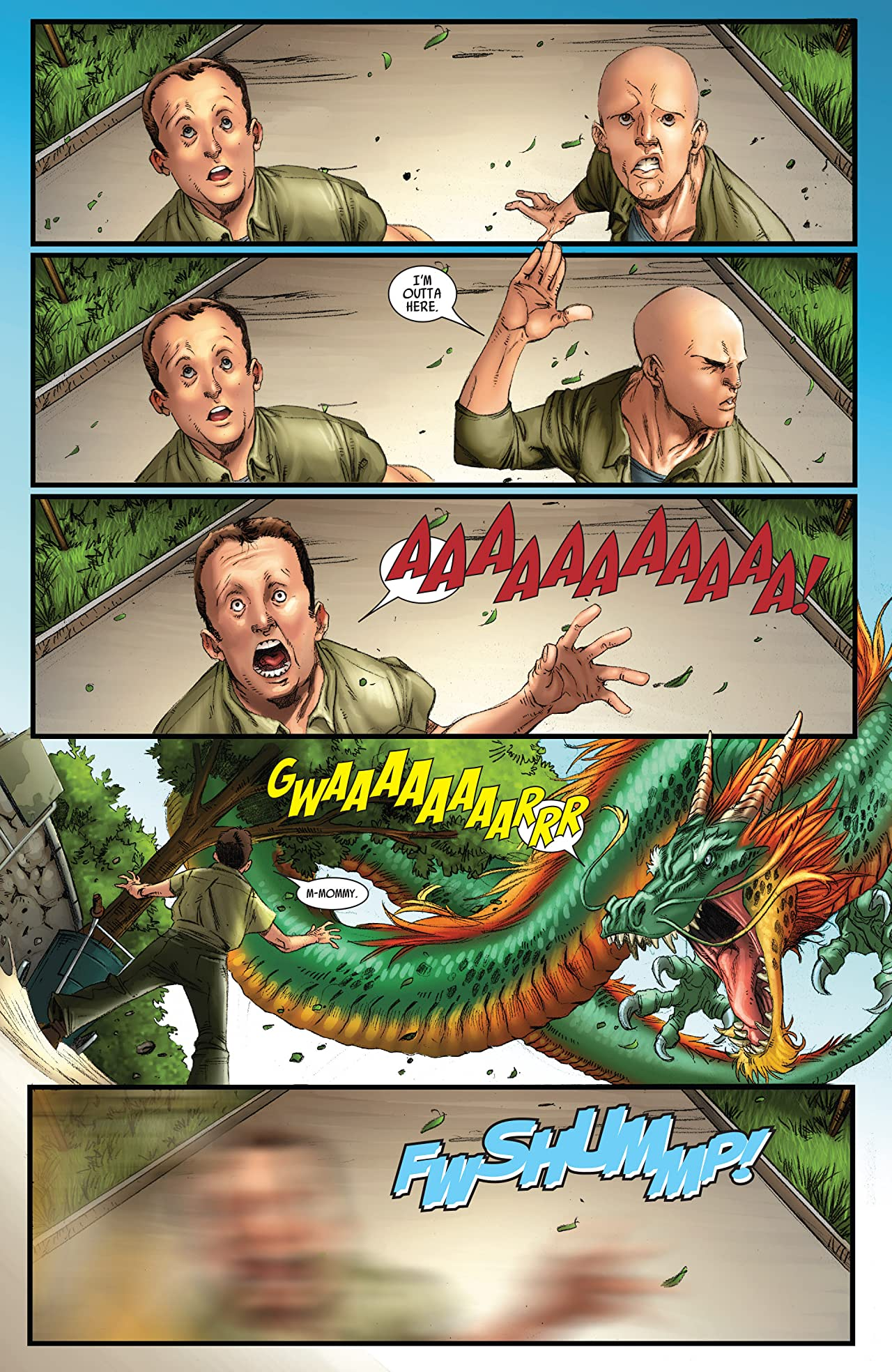 Lockjaw and the Pet Avengers Unleashed (2010) #3 (of 4)