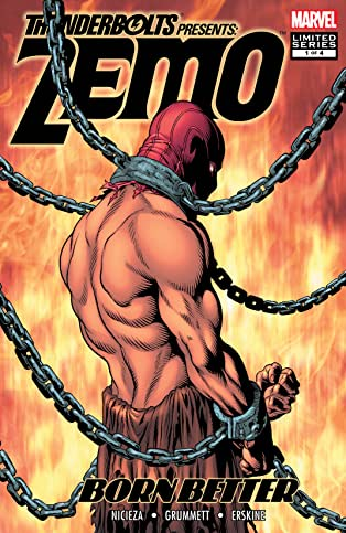 Thunderbolts Presents: Zemo - Born Better (2007) #1 (of 4)