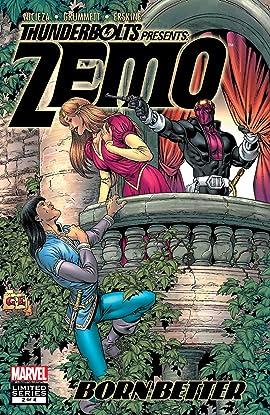 Thunderbolts Presents: Zemo - Born Better (2007) #2 (of 4)