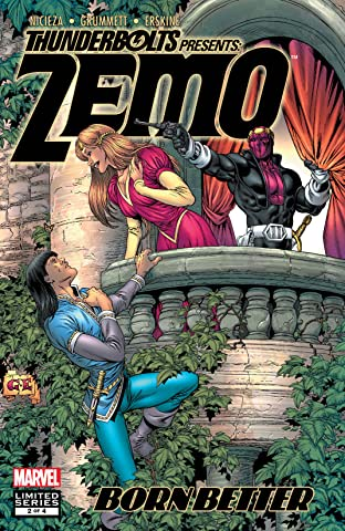 Thunderbolts Presents: Zemo - Born Better (2007) #2 (of 4)