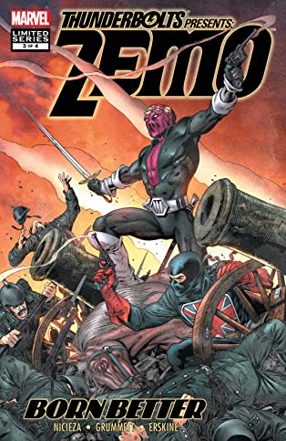 Thunderbolts Presents: Zemo - Born Better (2007) #3 (of 4)